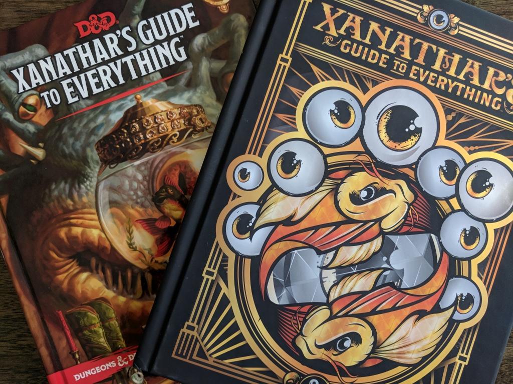 Xanathar Books