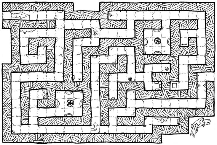 Dyson Logos Goblin Maze
