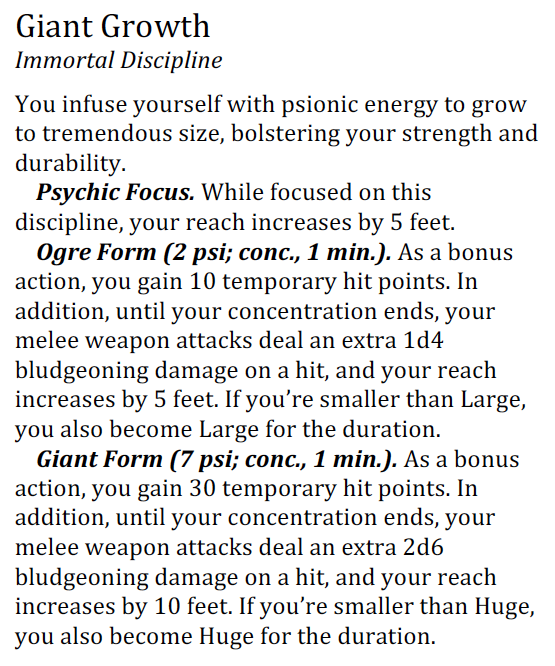 Large Pcs Are The Centaur Of Attention Thinkdm Until the spell ends, the target also has disadvantage on strength. large pcs are the centaur of attention