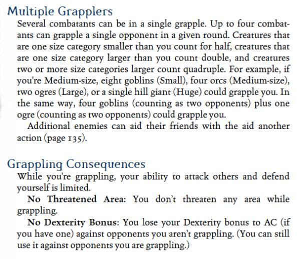 Grappling 3e 3