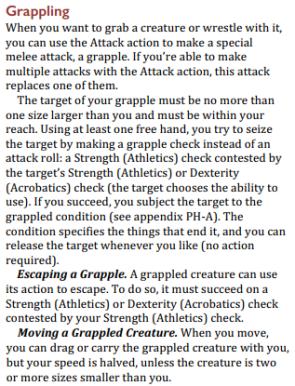 Grappling SRD