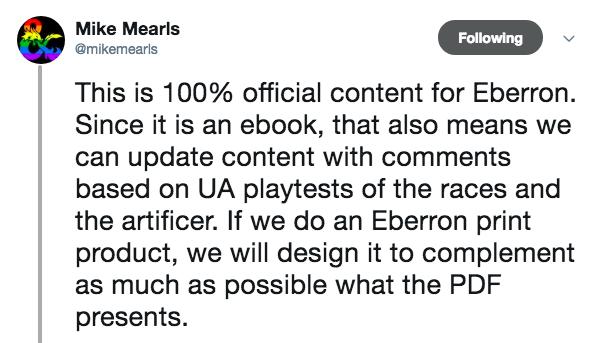 Mearls Eberron 1