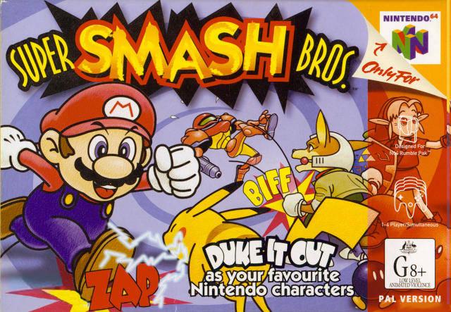 Super Smash Bros. Items