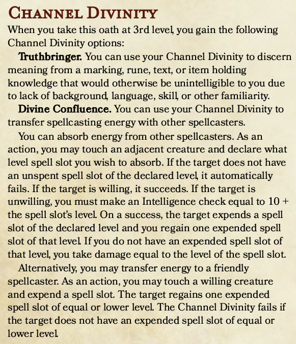 Oath of Secret Knowledge - Channel Divinity.png