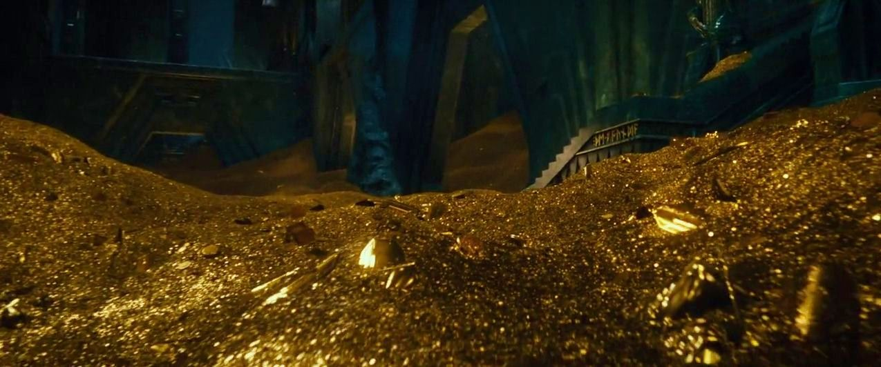 """""""Too Much Gold"""""""